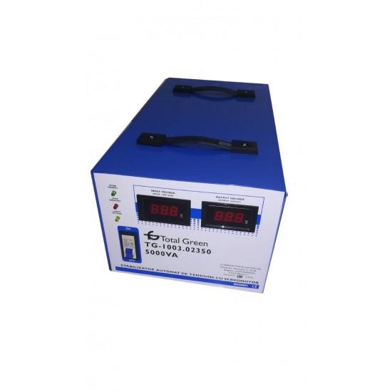 Stabilizator automat de tensiune cu servomotor 5000VA
