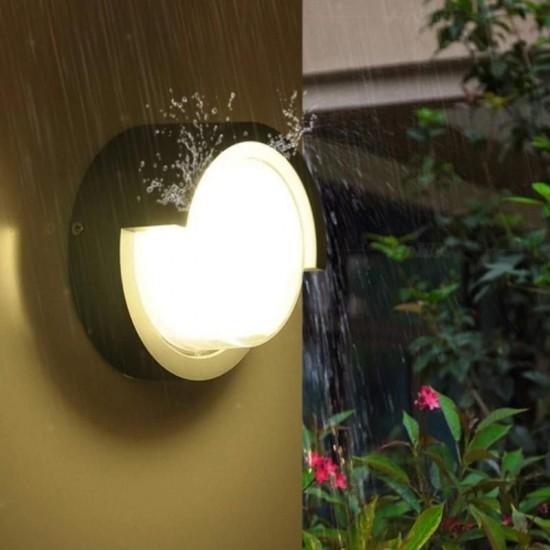 Aplica perete LED 15W exterior BF121, 3000K