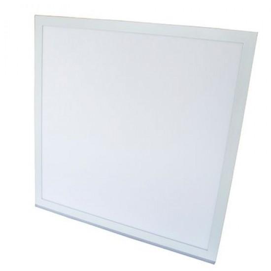 Panou LED 48W, alb 60x60 cm, Patrat, Aplicat