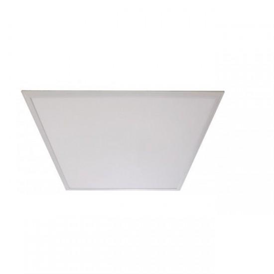 Panou LED 48W, alb 60x60 cm, Patrat, Incastrabil