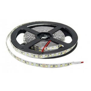 Banda LED interior 12V, 2835, 120D, 4000K, IP20, rola-5m, lumina calda