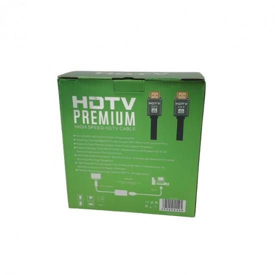 Cablu HDMI 4K, 3D, Premium, UHD, 2.0V, Ethernet, 15m