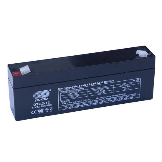 Acumulator alarma 12V, 2.2Ah OUTDO-HUAWEI POWER