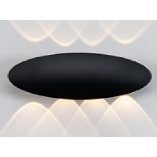 Aplica perete LED 8W de exterior BF115, 3000K