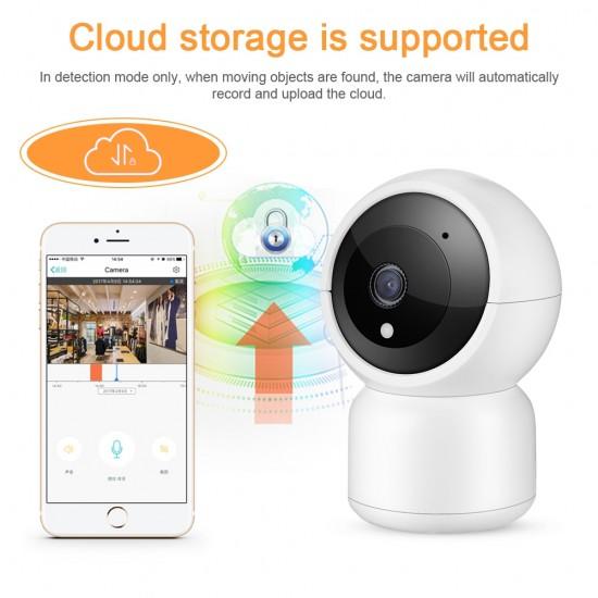 Baby Monitor HD Wireless , Monitorizare Video Audio Bebelusi-Alb