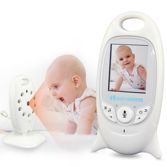 Baby Monitor Wireless,Audio Video, Digital  Night Vision, Temperatura, Cantece de leagan