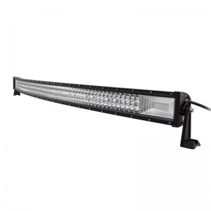 Proiector auto led bar curbat, 594W, 12-24V, 105CM, Spot & Flood Combo Beam