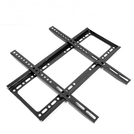 Suport TV fix de perete, negru, 26'' - 55''