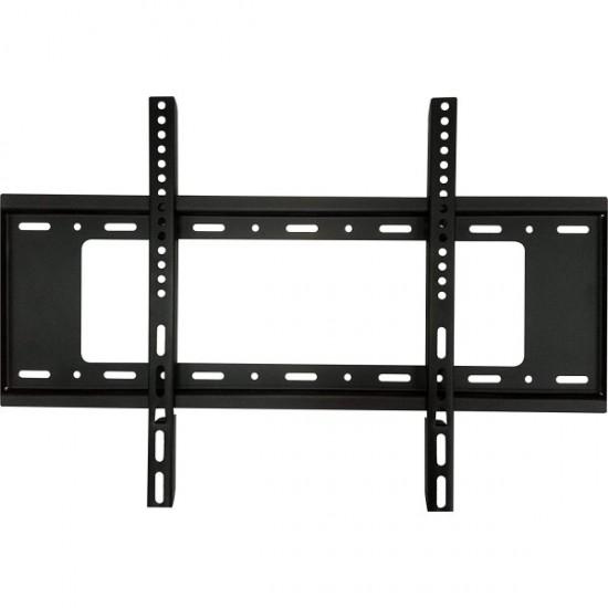 Suport TV fix de perete, negru, 40'' - 80''