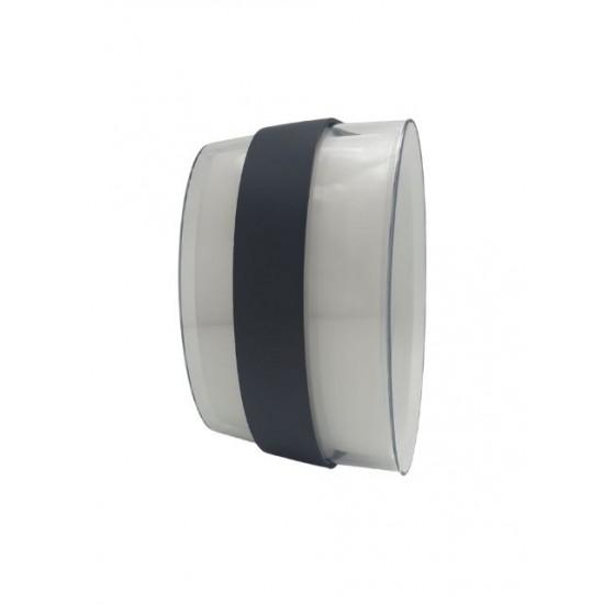 Aplica perete LED 14W de exterior BF112, 3000K