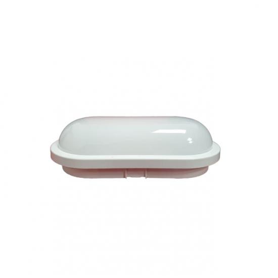 Aplica LED exterior,15W, 1440 lm, 6500K, Oval