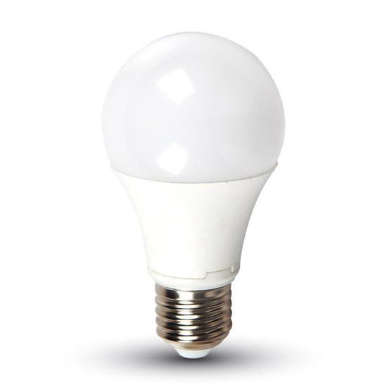 Bec LED A60 E27 15W 6500K - lumina rece