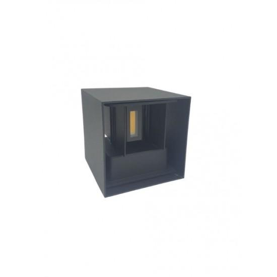 Aplica perete LED 6W exterior BF013, 3000K