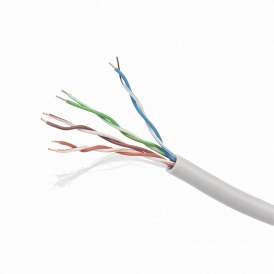 Cablu UTP CAT5E Cupru 0.50-100M