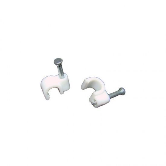 Cleme cui cablu 10mm-100buc/set