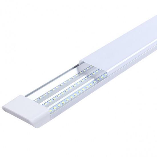 Corp iluminat LED, 72W, 6500K, alb rece, IP 20, 1.2M