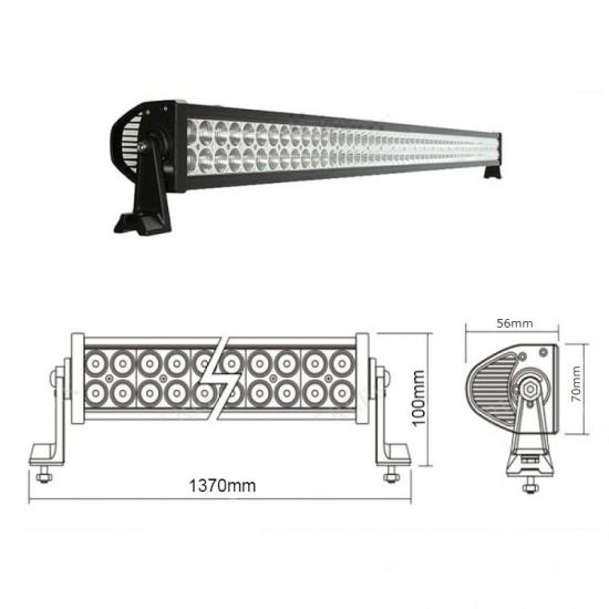 Proiector LED auto off-road, 10V-36V, 300W
