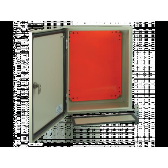 Tablou metalic 600x400x250 cu contrapanou