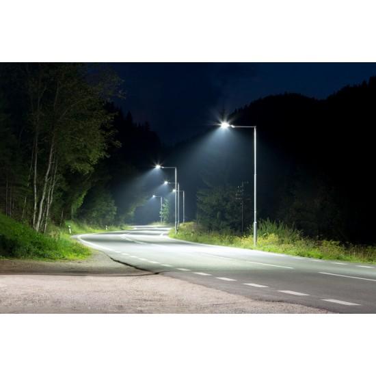 Lampa stradala LED COB 150W, IP65, 6500k