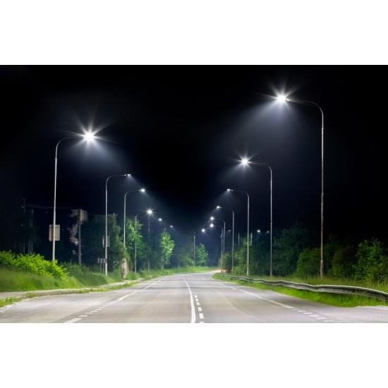 Lampa stradala LED COB 250W, IP65, 6500k