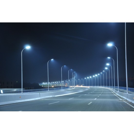 Lampa stradala LED SMD 30w, IP65, 6500k