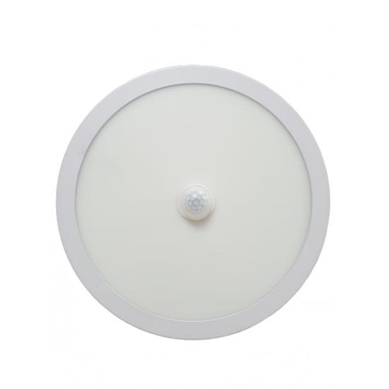 Panou LED integrat, cu senzor, 18W, 1620lm, temperatura culoare 6400K