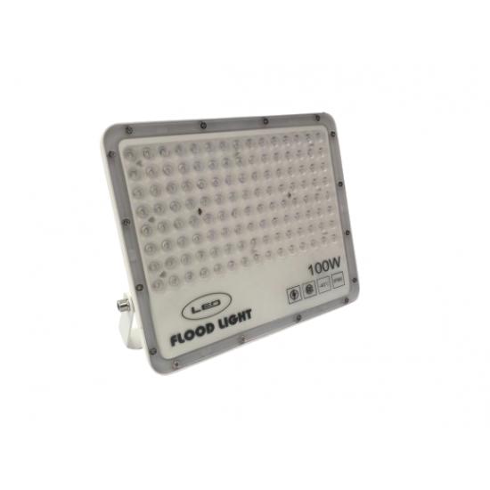 Proiector de exterior 100W, LED SMD, 6500K, IP66
