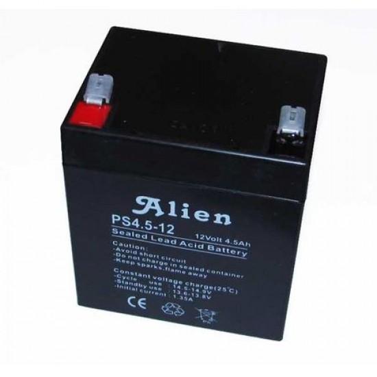 Acumulator alarma plumb acid 12V 4.5Ah Alien