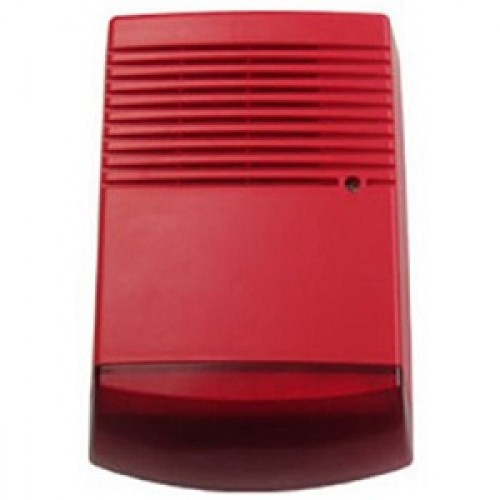 Sirena de exterior SL-650R  LED  pentru sisteme de alarma