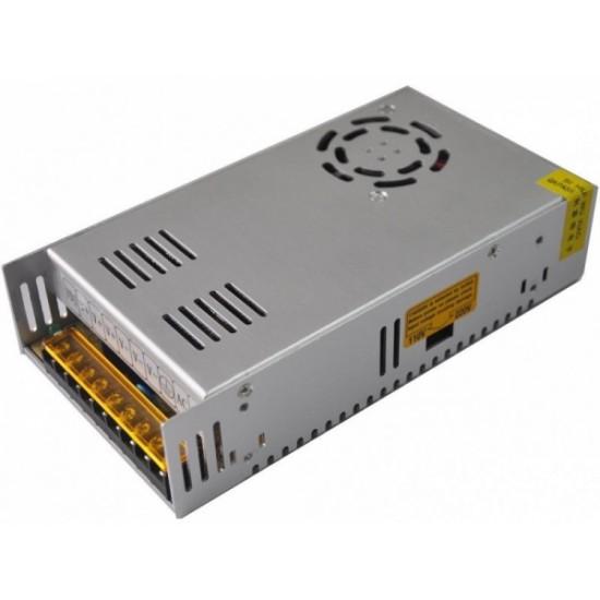 Sursa alimentare in comutatie 12V - 40A stabilizata cu ventilator