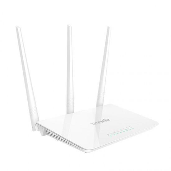 Router Wireless TENDA F3, 3 antene fixe (3*5dbi)